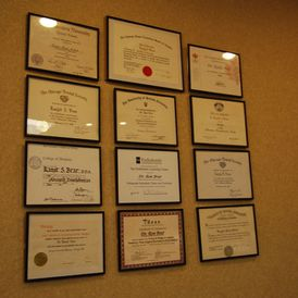 Achievement Certifications